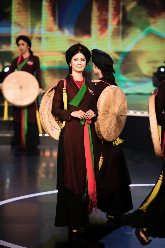 Nữ sinh Học viện Tài chính đăng quang Người đẹp Kinh Bắc 2019 - Ảnh 7.
