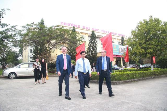 Bộ trưởng Nguyễn Ngọc Thiện yêu cầu Trường Đại học Thể dục, Thể thao Bắc Ninh cần tập trung vào chiều sâu và phát huy những thế mạnh đã có - Ảnh 2.