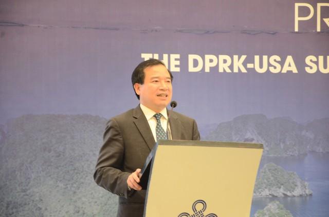 Hội nghị thượng đỉnh Mỹ-Triều: Ngành Du lịch đã sẵn sàng để quảng bá hình ảnh, đất nước con người Việt Nam  - Ảnh 1.