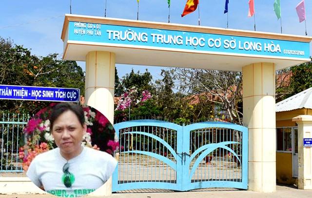 Thực hư chuyện thầy giáo đánh học sinh đến vẹo cột sống ở An Giang - Ảnh 1.