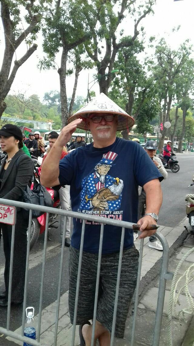 Phóng viên quốc tế và khách du lịch nước ngoài ấn tượng về thượng đỉnh Mỹ - Triều tại Việt Nam - Ảnh 5.
