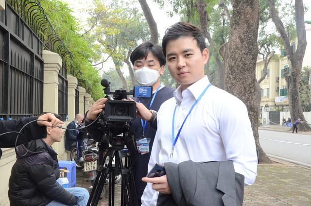 Phóng viên quốc tế và khách du lịch nước ngoài ấn tượng về thượng đỉnh Mỹ - Triều tại Việt Nam - Ảnh 3.