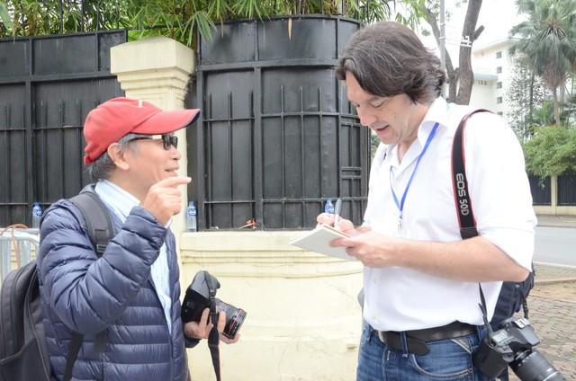 Phóng viên quốc tế và khách du lịch nước ngoài ấn tượng về thượng đỉnh Mỹ - Triều tại Việt Nam - Ảnh 2.