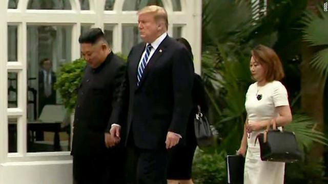 Lý do nào khiến hai nhà lãnh đạo Trump- Kim không thể nói chuyện bên hồ bơi khách sạn Metropole? - Ảnh 1.