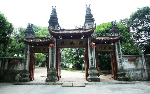 Những địa điểm du lịch tâm linh của Hà Nội dịp Tết Nguyên đán 2019 - Ảnh 27.
