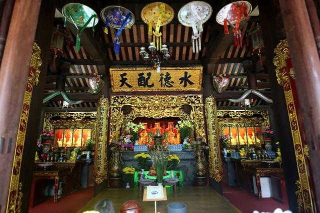 Những địa điểm du lịch tâm linh của Hà Nội dịp Tết Nguyên đán 2019 - Ảnh 28.