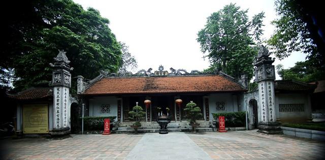 Những địa điểm du lịch tâm linh của Hà Nội dịp Tết Nguyên đán 2019 - Ảnh 29.