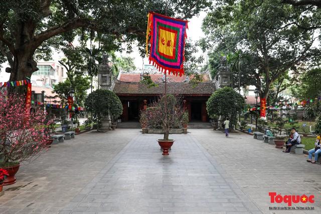 Những địa điểm du lịch tâm linh của Hà Nội dịp Tết Nguyên đán 2019 - Ảnh 2.