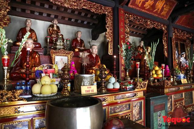 Những địa điểm du lịch tâm linh của Hà Nội dịp Tết Nguyên đán 2019 - Ảnh 14.