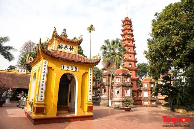 Những địa điểm du lịch tâm linh của Hà Nội dịp Tết Nguyên đán 2019 - Ảnh 13.