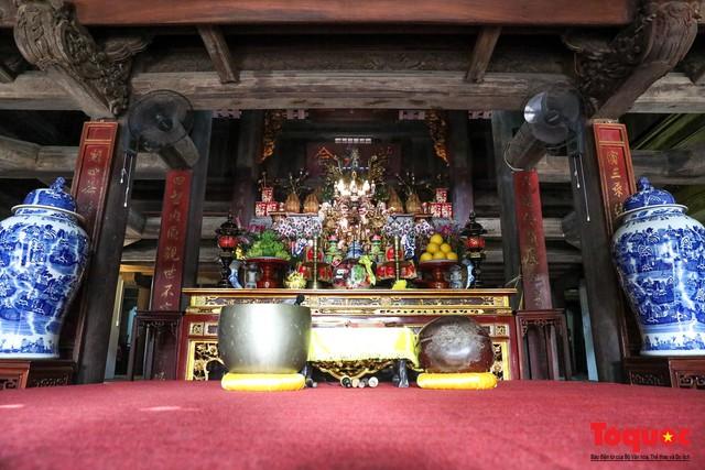 Những địa điểm du lịch tâm linh của Hà Nội dịp Tết Nguyên đán 2019 - Ảnh 19.