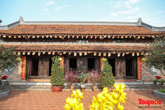 Những địa điểm du lịch tâm linh của Hà Nội dịp Tết Nguyên đán 2019 - Ảnh 17.