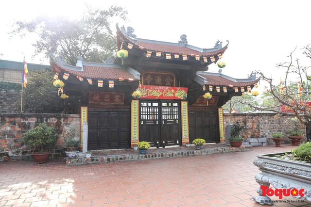 Những địa điểm du lịch tâm linh của Hà Nội dịp Tết Nguyên đán 2019 - Ảnh 16.