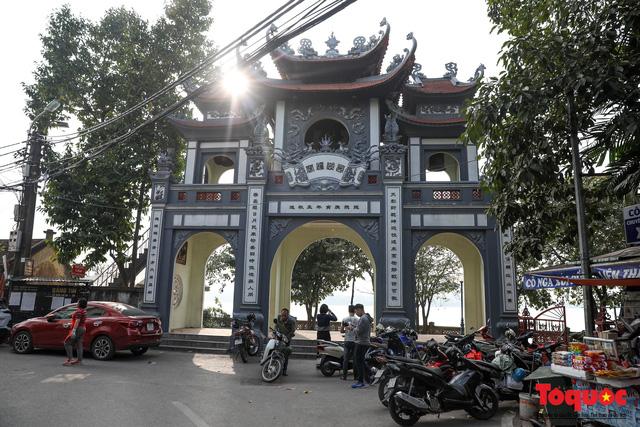 Những địa điểm du lịch tâm linh của Hà Nội dịp Tết Nguyên đán 2019 - Ảnh 8.