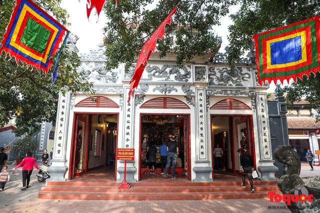 Những địa điểm du lịch tâm linh của Hà Nội dịp Tết Nguyên đán 2019 - Ảnh 9.