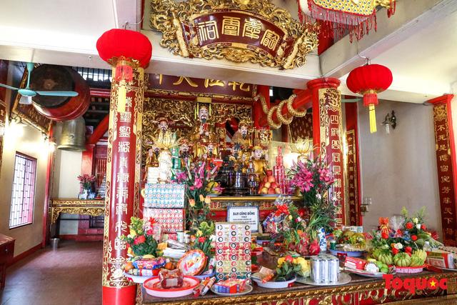 Những địa điểm du lịch tâm linh của Hà Nội dịp Tết Nguyên đán 2019 - Ảnh 10.