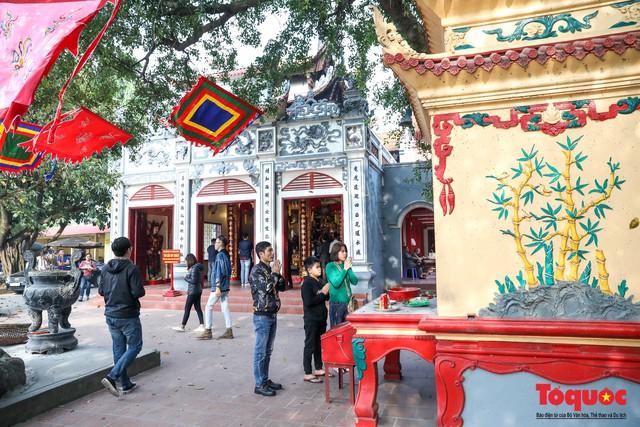 Những địa điểm du lịch tâm linh của Hà Nội dịp Tết Nguyên đán 2019 - Ảnh 11.