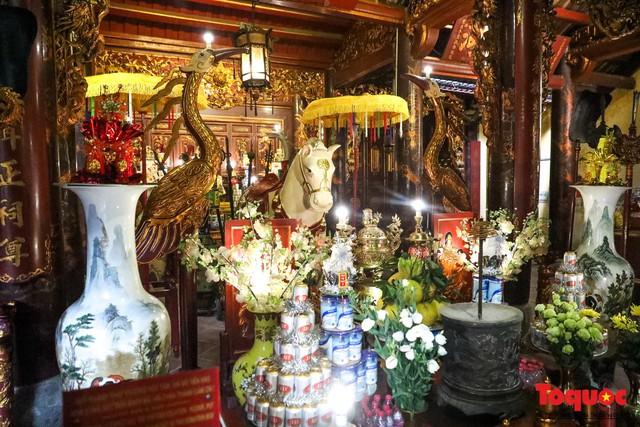 Những địa điểm du lịch tâm linh của Hà Nội dịp Tết Nguyên đán 2019 - Ảnh 6.