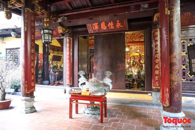 Những địa điểm du lịch tâm linh của Hà Nội dịp Tết Nguyên đán 2019 - Ảnh 5.