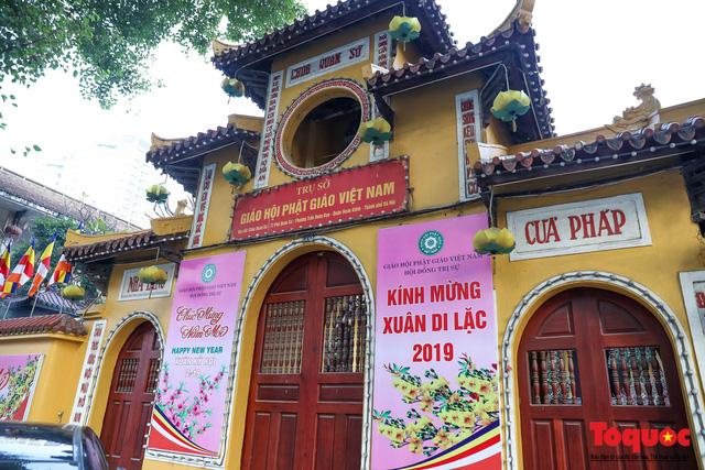 Những địa điểm du lịch tâm linh của Hà Nội dịp Tết Nguyên đán 2019 - Ảnh 20.