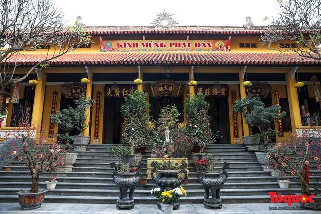 Những địa điểm du lịch tâm linh của Hà Nội dịp Tết Nguyên đán 2019 - Ảnh 21.