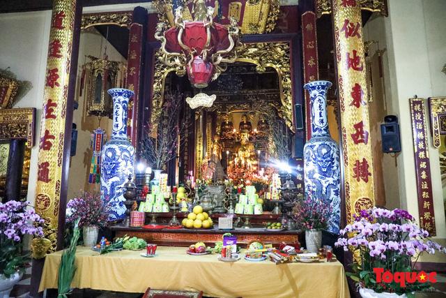 Những địa điểm du lịch tâm linh của Hà Nội dịp Tết Nguyên đán 2019 - Ảnh 22.