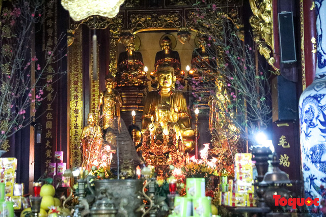 Những địa điểm du lịch tâm linh của Hà Nội dịp Tết Nguyên đán 2019 - Ảnh 23.