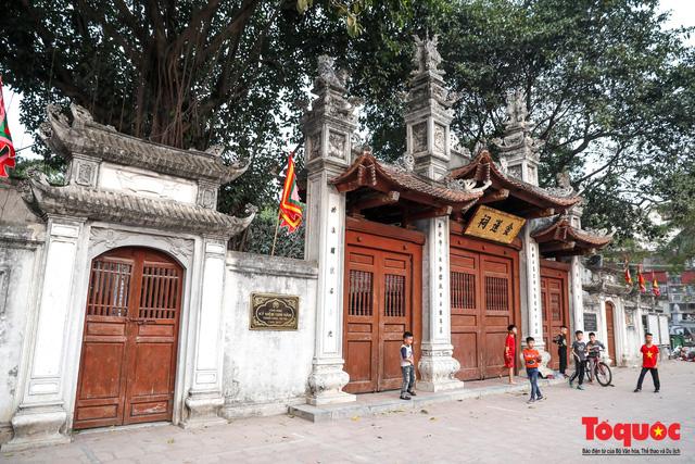 Những địa điểm du lịch tâm linh của Hà Nội dịp Tết Nguyên đán 2019 - Ảnh 25.