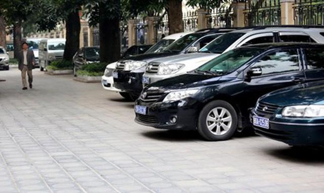 Từ ngày 25/2 tới đây quy định Bộ trưởng được đi xe công giá đến 1,1 tỉ đồng chính thức có hiệu lực - Ảnh 1.