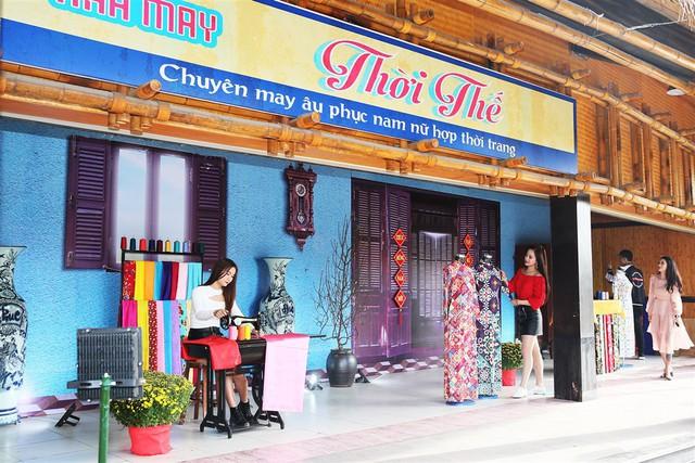 Mê mẩn không gian tết rực rỡ tại lễ hội hoa Sun World Halong Complex - Ảnh 3.