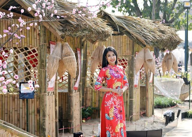 Mê mẩn không gian tết rực rỡ tại lễ hội hoa Sun World Halong Complex - Ảnh 6.