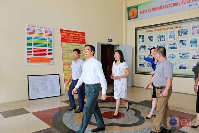 NSND Nguyễn Văn Quang: 44 năm tâm huyết và mong được đi cùng Học viện Múa Việt Nam trên chặng đường mới  - Ảnh 2.