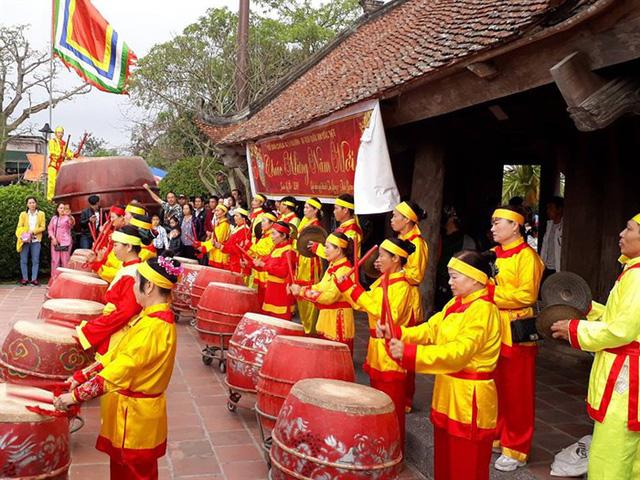 Thái Bình: Lễ hội chùa Keo xuân Kỷ Hợi 2019 - Ảnh 2.