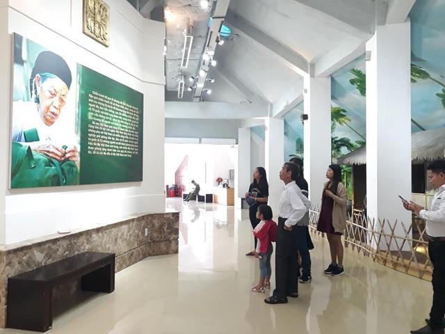 Quảng Nam: Các điểm đến quen thuộc Hội An, Mỹ Sơn,... tấp nập du khách - Ảnh 5.