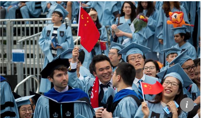 Mỹ siết chặt vòng vây: Du học sinh Trung Quốc hoang mang nỗi lo về hay ở lại? - Ảnh 1.