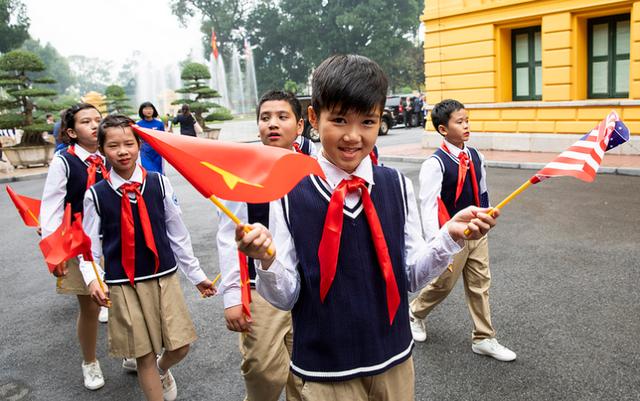 Nụ cười Việt Nam tỏa nắng trong loạt ảnh của phóng viên Nhà Trắng - Ảnh 7.