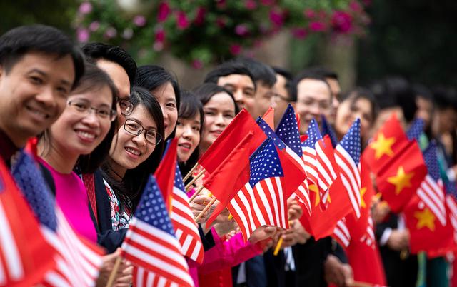 Nụ cười Việt Nam tỏa nắng trong loạt ảnh của phóng viên Nhà Trắng - Ảnh 12.