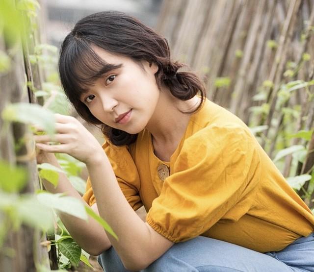 Vẻ đẹp trong sáng của cô gái chinh phục được Công Lý ở phim Những cô gái trong thành phố - Ảnh 10.