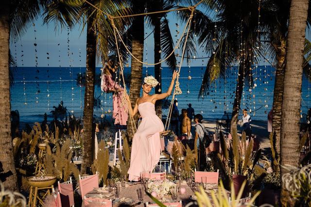 Cận cảnh đám cưới đậm sắc màu cổ tích của cặp đôi tỷ phú Ấn Độ tại Phú Quốc - Ảnh 1.