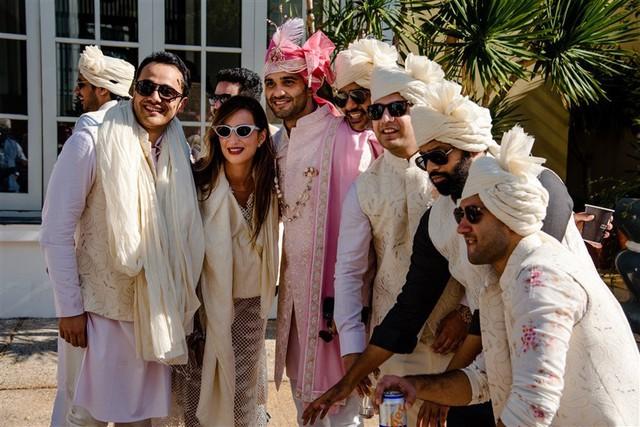 Cận cảnh đám cưới đậm sắc màu cổ tích của cặp đôi tỷ phú Ấn Độ tại Phú Quốc - Ảnh 10.