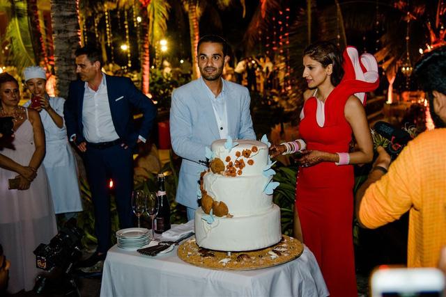 Cận cảnh đám cưới đậm sắc màu cổ tích của cặp đôi tỷ phú Ấn Độ tại Phú Quốc - Ảnh 5.