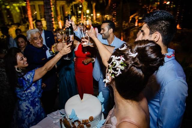 Cận cảnh đám cưới đậm sắc màu cổ tích của cặp đôi tỷ phú Ấn Độ tại Phú Quốc - Ảnh 8.