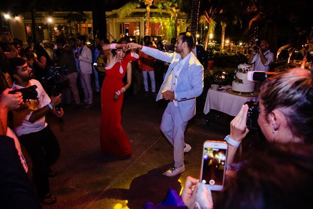 Cận cảnh đám cưới đậm sắc màu cổ tích của cặp đôi tỷ phú Ấn Độ tại Phú Quốc - Ảnh 9.