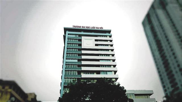 Phân hiệu mới thành lập của trường ĐH Luật Hà Nội tại Đắk Lắk tuyển 470 chỉ tiêu trong năm học 2019-2020 - Ảnh 1.