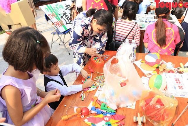 Ngày hội văn hóa Nhật Bản diễn ra tại Bảo tàng Đà Nẵng - Ảnh 3.