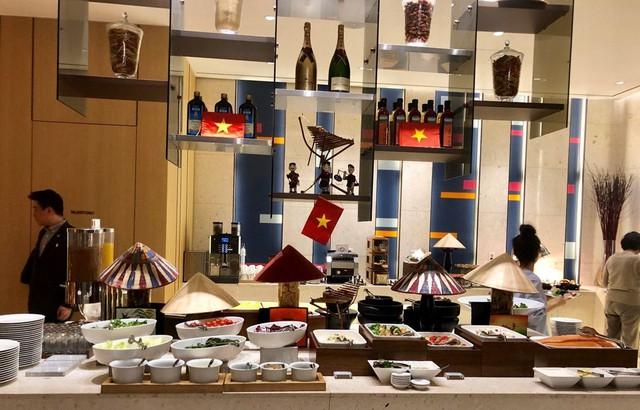 Tuần lễ Ẩm thực Việt Nam tại Hàn Quốc - Ảnh 1.
