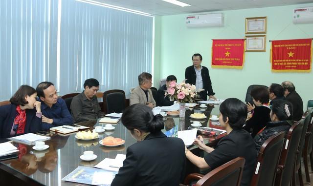 Xây dựng kế hoạch phối hợp giữa Cục Nghệ thuật biểu diễn với Hội Nhà văn Việt Nam - Ảnh 2.