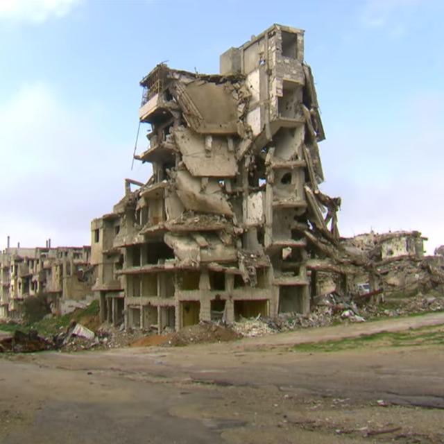 Hậu Syria, đây là điều người dân đang phải hứng chịu? - Ảnh 1.