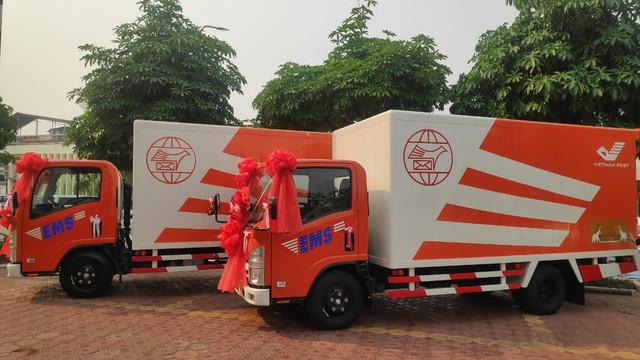 Bưu điện Việt Nam tặng Bưu chính Lào 02 xe ô tô chuyên ngành tải trọng 3,5 tấn - Ảnh 3.