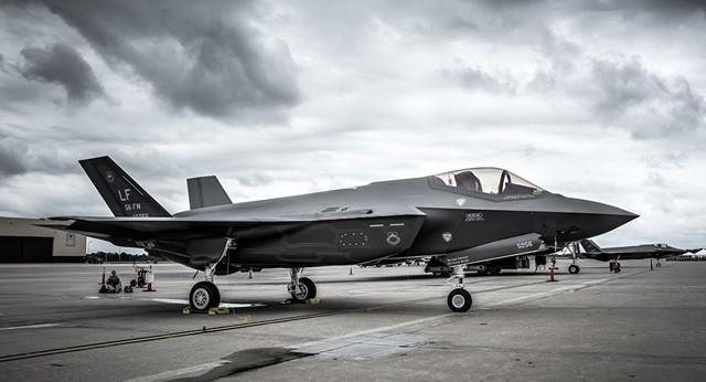 Bất định bủa vây thương vụ tiêm kích F-35 đắt đỏ Ý - Mỹ - Ảnh 1.